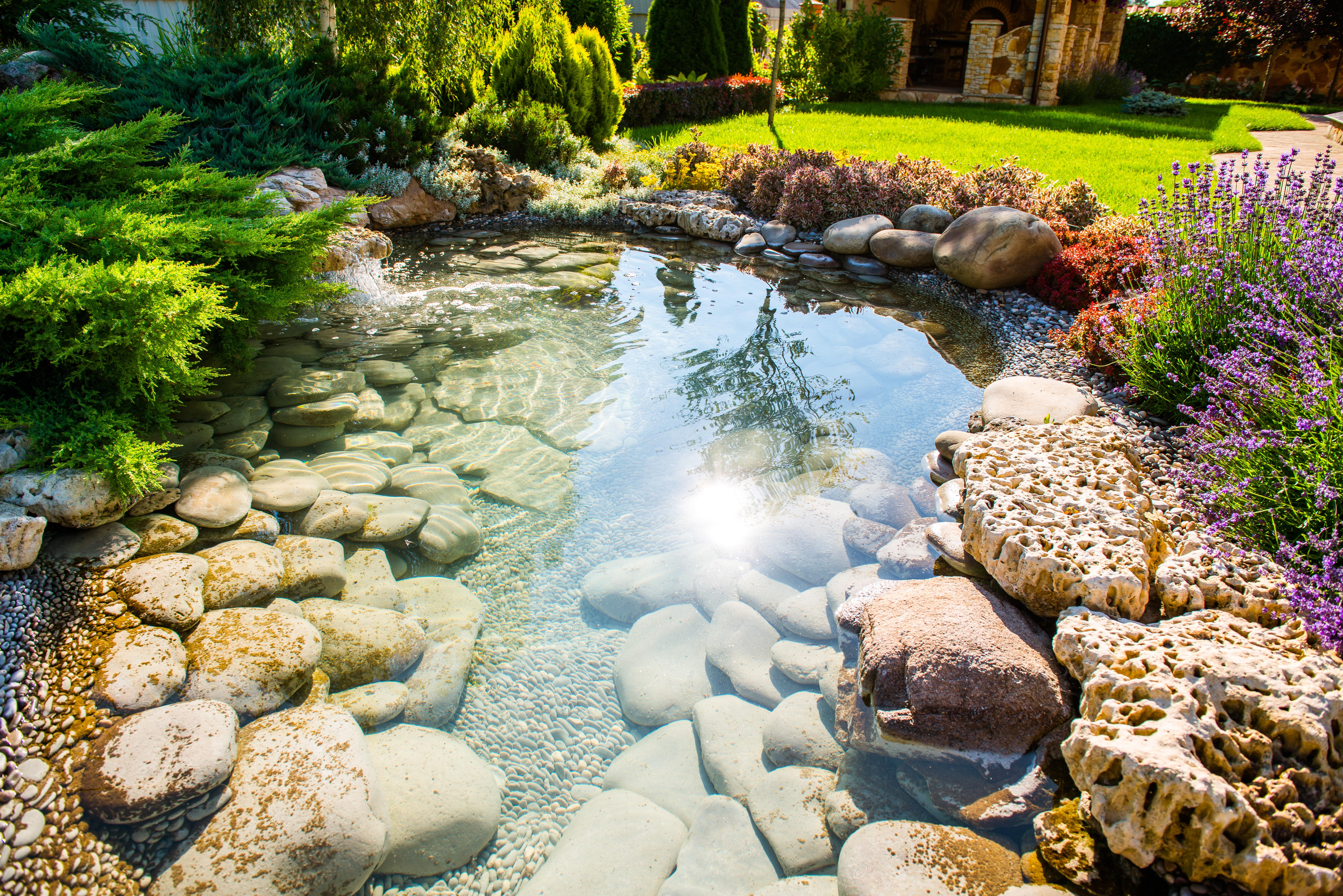Landscape Design In Great Falls VA